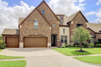Houston Single Family Home For Sale: 15815 Cooper Creek Court
