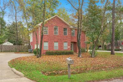 Conroe Single Family Home For Sale: 700 Forest Lane Drive