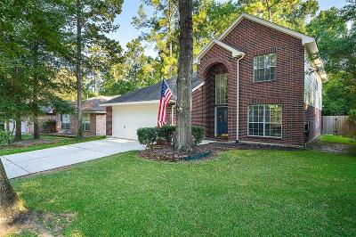 The Woodlands Single Family Home For Sale: 151 N Wynnoak Circle