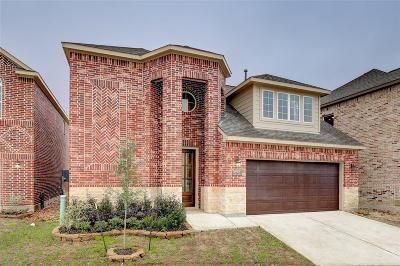 Houston Single Family Home For Sale: 14603 Sanour Drive