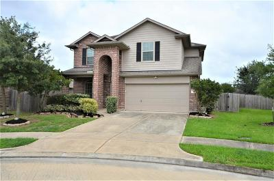 Pearland Single Family Home For Sale: 3311 Southern Green Drive