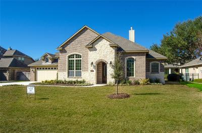 Fulshear Single Family Home For Sale: 4607 Whickham Drive