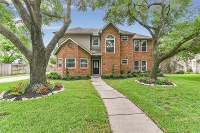 League City Single Family Home For Sale: 2103 Spyglass Drive