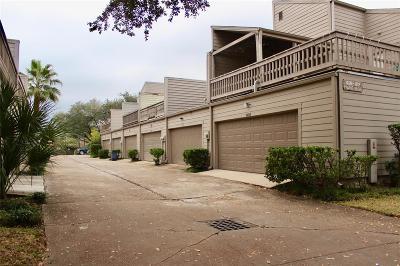 Houston Condo/Townhouse For Sale: 1606 Prairie Grove Drive