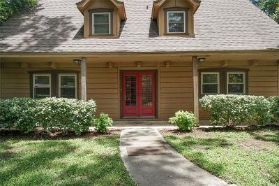 Tomball Single Family Home For Sale: 13210 Clepper Drive