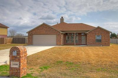 Willis Single Family Home For Sale: 14184 Brushwood Drive