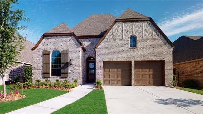 Humble TX Single Family Home For Sale: $300,000
