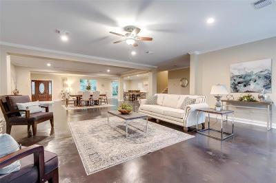 Houston Single Family Home For Sale: 2915 Kings Forest Drive