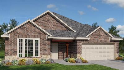 Humble Single Family Home For Sale: 12027 Talmagde Reach