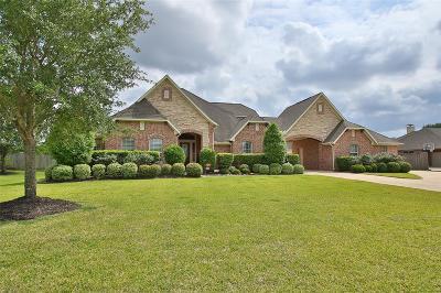 Cypress Single Family Home For Sale: 21103 W Cameron Ridge Drive