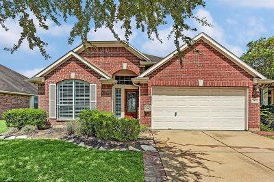 Missouri City Single Family Home For Sale: 3915 Acorn Ridge