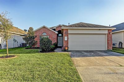 Tomball Single Family Home For Sale: 8727 Sunrise Canter Drive