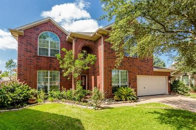 Katy Single Family Home For Sale: 2602 Teal View Lane