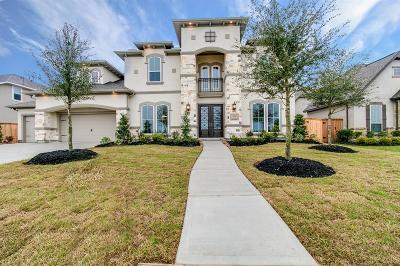 Cypress Single Family Home For Sale: 10507 S Sunrise Shores Lane