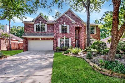 The Woodlands Single Family Home For Sale: 38 S Downy Willow Circle