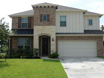 Deer Park Single Family Home For Sale: 4210 Graceland Drive
