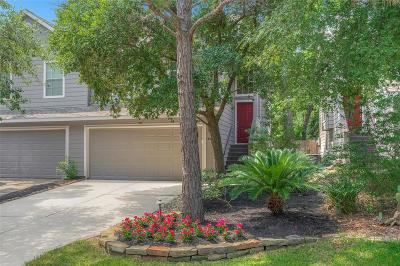 Conroe Condo/Townhouse For Sale: 39 Wineberry Place