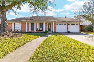 Pasadena Single Family Home For Sale: 3504 Edgefield Drive