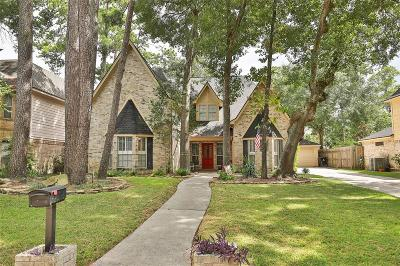 Houston Single Family Home For Sale: 12419 Oakcroft Drive