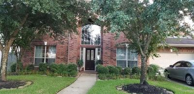Sugar Land Single Family Home For Sale: 5303 Riverstone Crossing Drive