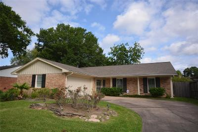 Tanglewilde Single Family Home For Sale: 9618 Meadowvale Drive