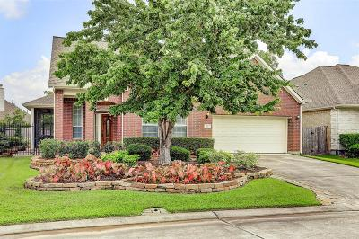 Conroe Single Family Home For Sale: 50 Tarrytown Way