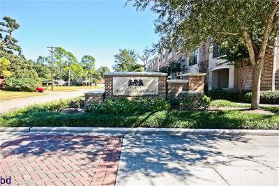 Houston Condo/Townhouse For Sale: 12707 Boheme Drive #411