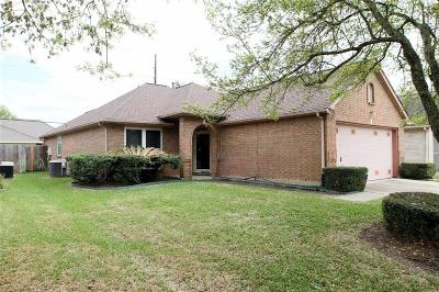Pearland Single Family Home For Sale: 955 Peach Blossom Drive