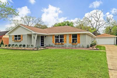 Houston Single Family Home For Sale: 5515 Warm Springs Road