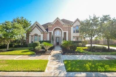Richmond Single Family Home For Sale: 3811 Stables Course Drive