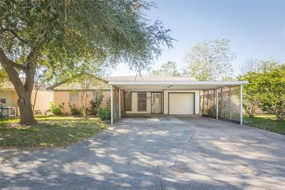 Pasadena Single Family Home For Sale: 1406 Orrel Drive