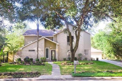 Kingwood Single Family Home For Sale: 3722 Palmetto Creek
