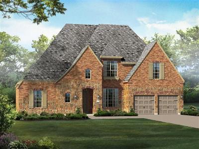 Montgomery Single Family Home For Sale: 125 Larkhaven