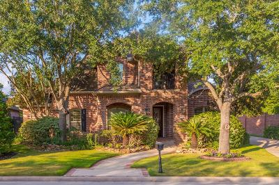 Houston Single Family Home For Sale: 11718 Legend Manor Drive