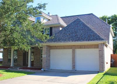 Seabrook Single Family Home For Sale: 2101 Ketch Court