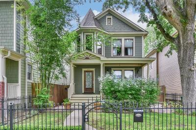Houston Single Family Home For Sale: 1531 Ashland Street