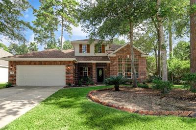The Woodlands Single Family Home For Sale: 109 Summer Lark Place