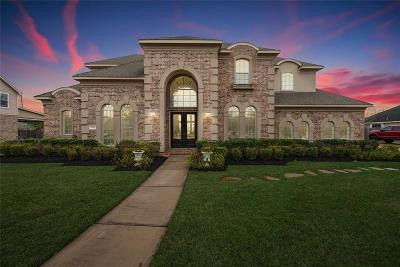 Katy Single Family Home For Sale: 1327 Lake Grayson Drive