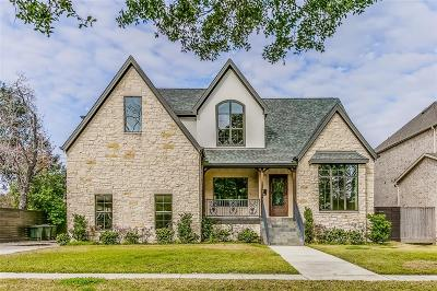 Houston Single Family Home For Sale: 4946 Yarwell Drive