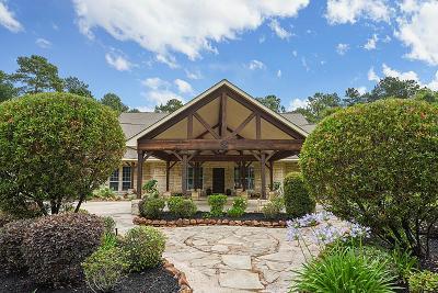 Huffman Single Family Home For Sale: 835 Commons Lake Edge Drive
