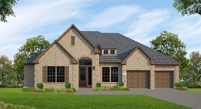 Tomball Single Family Home For Sale: 25210 Driftwood Harbor Lane