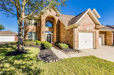 Katy Single Family Home For Sale: 2319 Blue Water Bay Drive