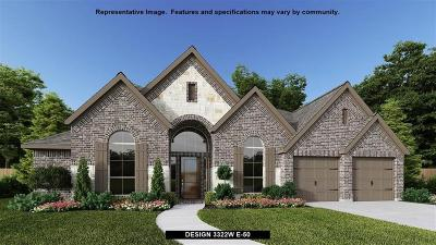 New Caney Single Family Home For Sale: 23521 Red Juniper Lane