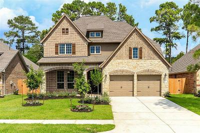 Cypress Single Family Home For Sale: 13826 Oakdale Glen Trace