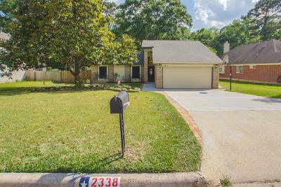 Spring Single Family Home For Sale: 2338 Rambling Brook Drive