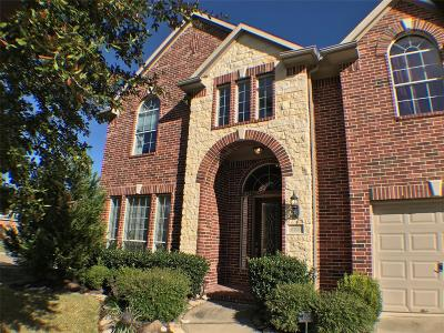 Katy Single Family Home For Sale: 6107 Calder Field Drive