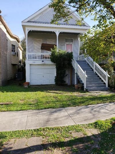 Galveston Single Family Home For Sale: 3019 Avenue Q