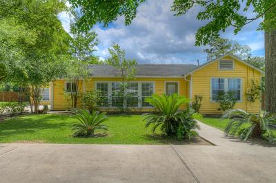Conroe Single Family Home For Sale: 103 Riggs Street