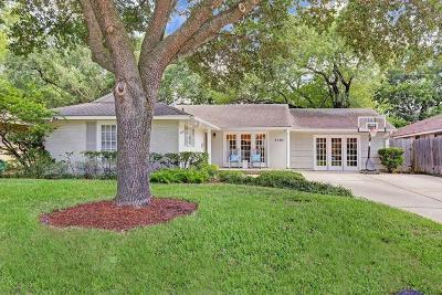 Houston Single Family Home For Sale: 5509 Judalon Lane