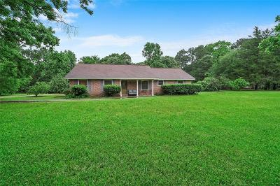 Single Family Home For Sale: 18294 W Fm1097 Road